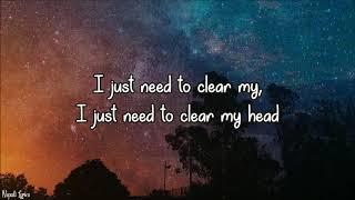 Ellis - Clear My Head [Lyrics Video]