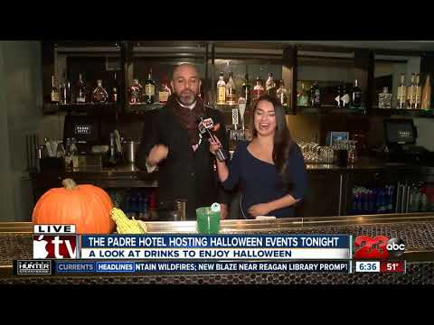 Padre Hotel Halloween Events