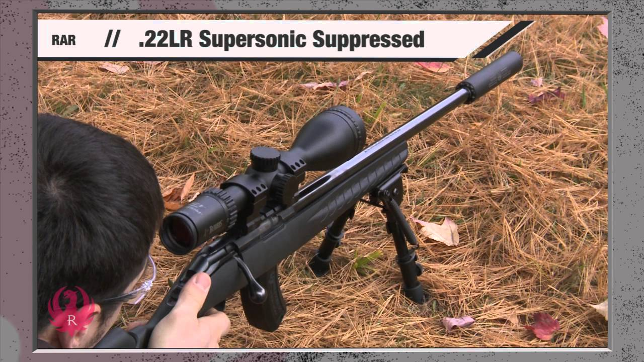 Ruger Silent-SR Suppressor : the Good, Bad and Reality ~ VIDEO