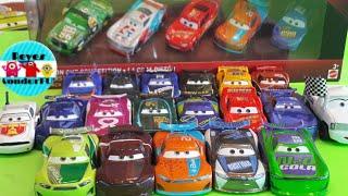 Stop Motion cars 3 Next Gen Racers|Pat Traxson, Kris Revstopski