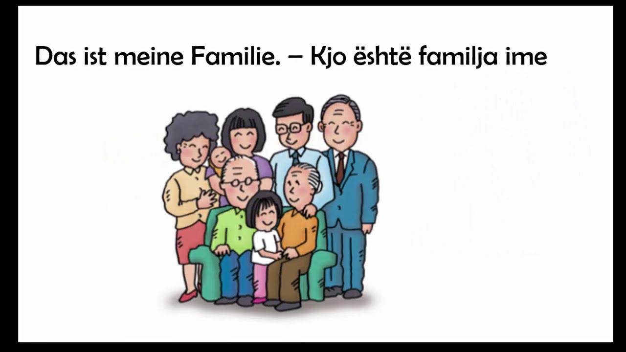 Familja-Anetaret e saj - YouTube