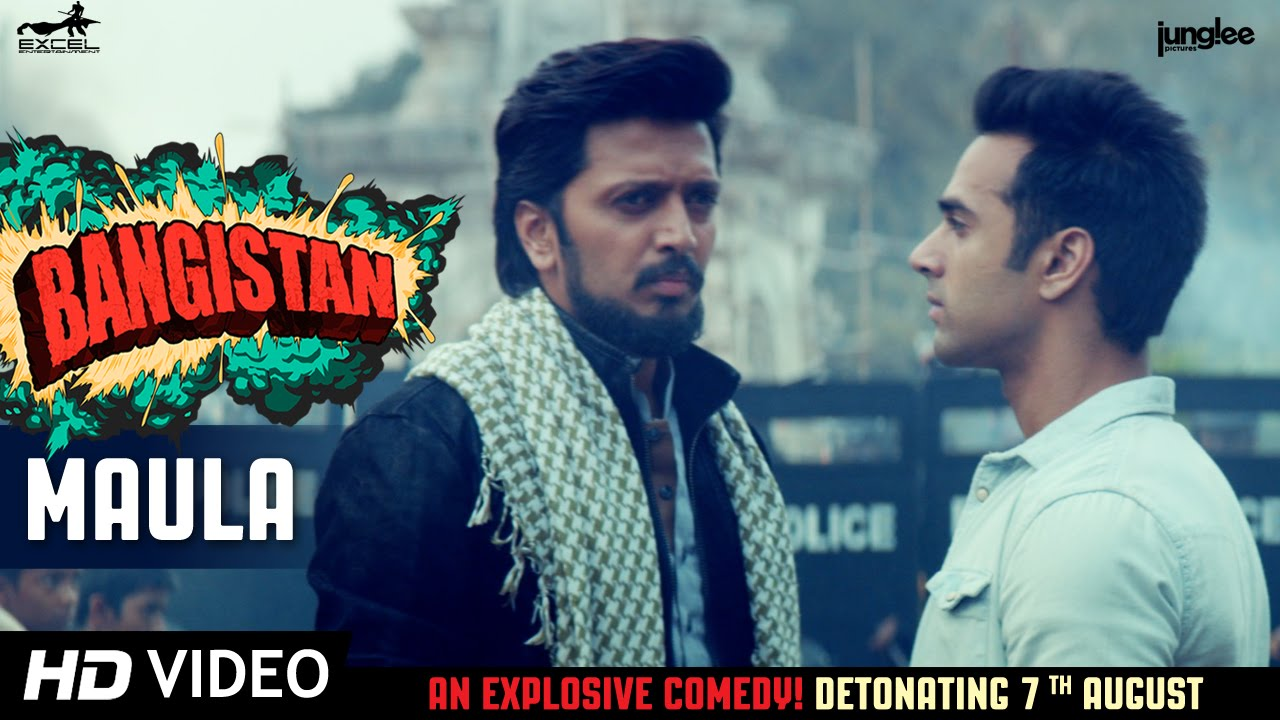 bangistan video songs