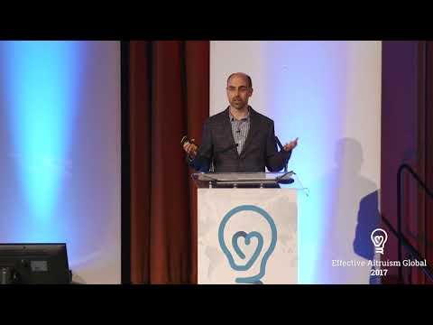 Governance of Artificial Intelligence - Allan Dafoe - EA Global London 2017