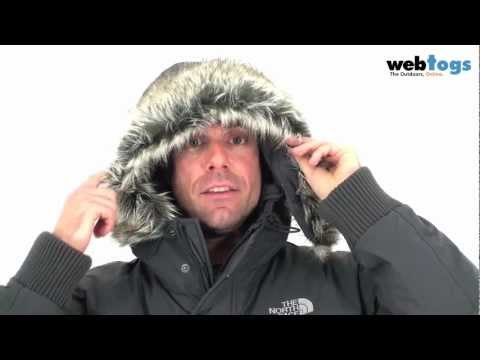 The North Face Men's Gotham Jacket – Keep rain and snow at bay with this North Face down jacket