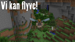 Minecraft 1.9 - HANGLIDERS! (Snapshot 15w41b)