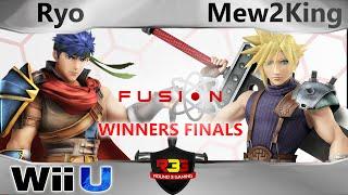 MVG Ryo (Ike) vs. COG MVG Mew2King (Cloud) - Winners Finals - Fusion 3