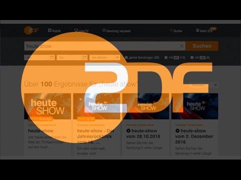 Exozet | Die Neue ZDFmediathek