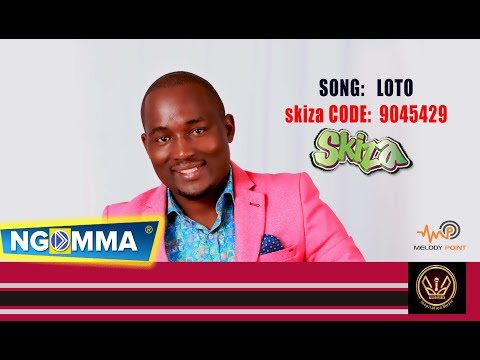 LOTO - WILBERFORCE MUSYOKA (OFFICIAL LYRIC VIDEO)