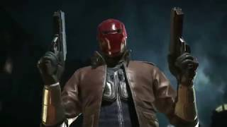 Injustice 2   Red Hood gameplay trailer - КРАСНЫЙ КОЛПАК