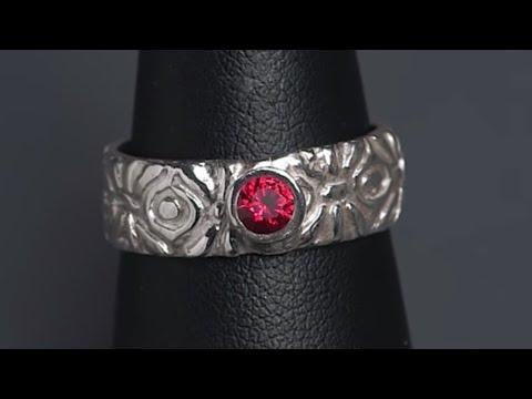 Art Clay® Silver Border Mold Ring