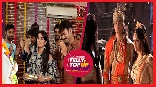 'Saam Daam Dand Bhed' Team Prays To Lord Ganesha | Parvati Maa Gets Furious At Lord Shiva