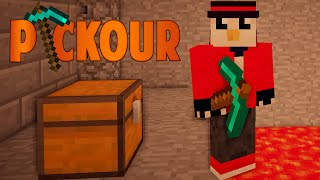 Minecraft PICKOUR - Minecraft Parkour Map w/ maxsialtele