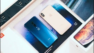 OnePlus 7 Pro vs iPhone XS! Which one is BETTER?