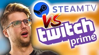 SteamTV Takes On Twitch!?