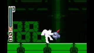 Megaman Zero 3 - MMBN Cyber Space