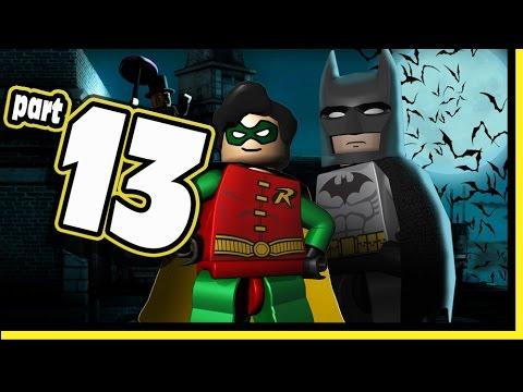 Lego Batman Video Game DS Walkthrough - Part 13 Feat of Clay