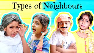 Types of Neighbours .... #Sketch #Fun #MyMissAnand