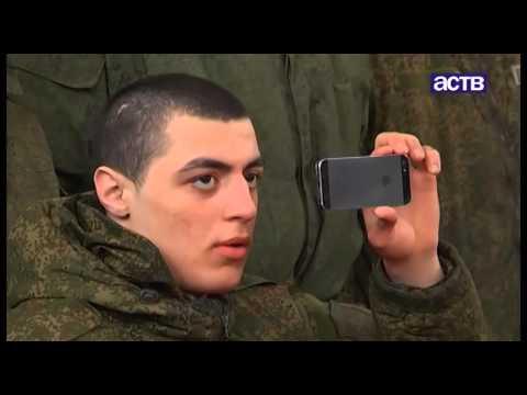 Войсковая часть в Хомутово: один день из жизни солдата