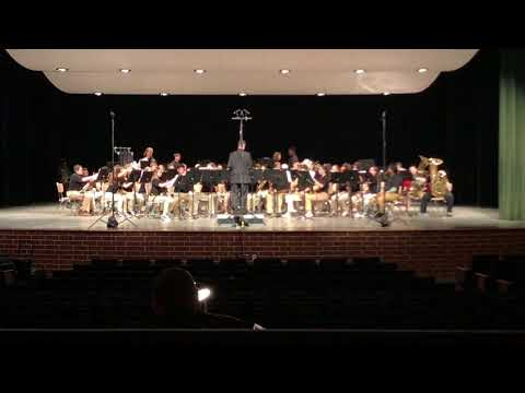 2018 UIL CMS Band Competition