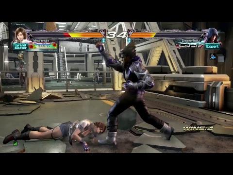 TEKKEN 7 - Jin Kazama Online Ranked Matches #1 - The Protagonist! (1080p 60fps) PS4 Pro