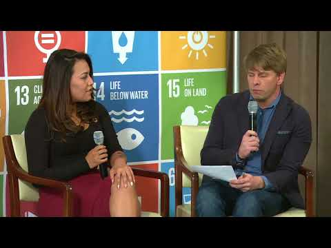Youth and Inequalities - Digital Media Zone, ECOSOC Youth Forum 2017