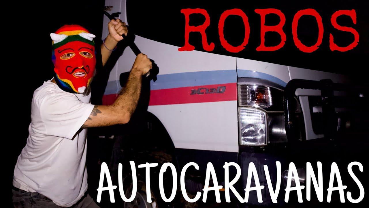 ⚠️  ROBOS! Lo que NADIE te explica de las AUTOCARAVANAS