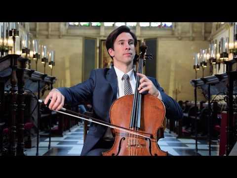 Guy Johnston: Bach, Cello Suite No 1 in G major, BWV 1007