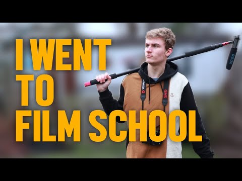 I Went To Film School (Edinburgh Napier Film Course)