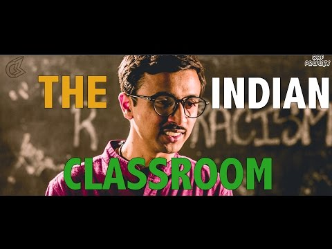 The Indian Classroom Racism (ODF)