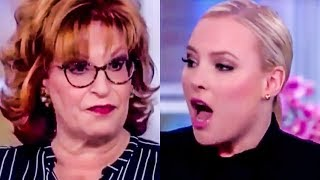 Joy Behar SHUTS DOWN Meghan McCain's Total Stupidity