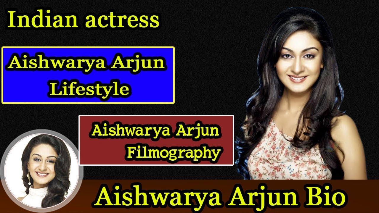 Aishwarya Arjun Biography - Biography,life story,lifestyle