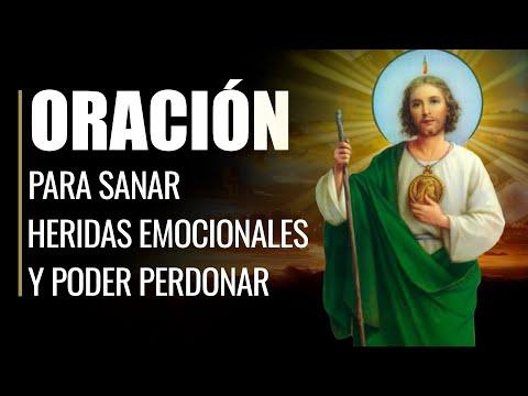 🙏 Oración Poderosa para SANAR HERIDAS EMOCIONALES y Poder Perdonar 💔💖