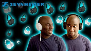 Sennheiser HD 4.40 BT Wireless & HD 4.30 Headphone Review