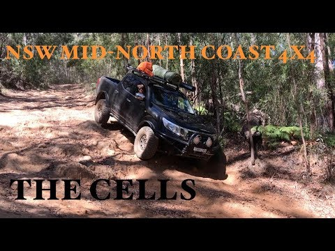 The Cells 4x4 and Camping Adventure - NSW Mid-North Coast