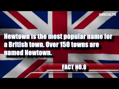 What are some interesting facts about England?