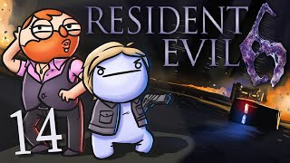 Resident Evil 6 /w Cry! [Part 14] - A Love Story