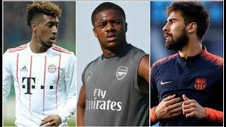 Kingsley Coman Drops Arsenal Hint, Andre Gomes Talks & Chuba On The Way Out! | AFTV Transfer Daily