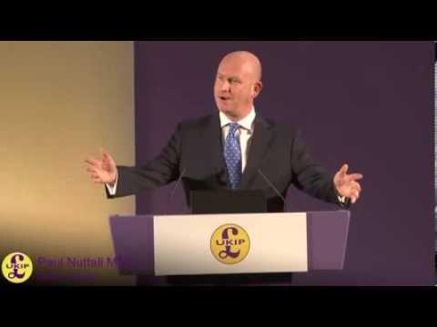 Paul Nuttall - UKIP Deputy Leader