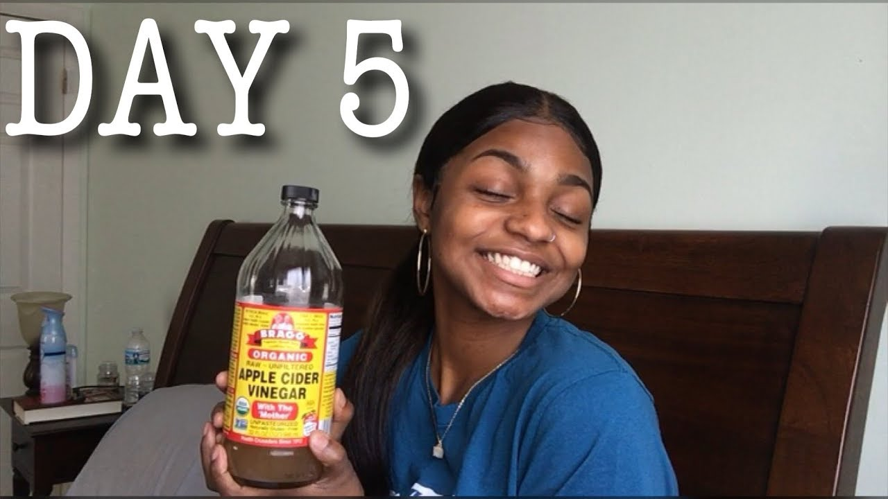 28 Days Of Vlogs Day 5 Apple Cider Vinegar Bath Review Youtube