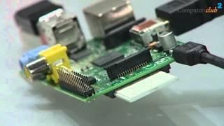 Raspberry Pi Beschreibung und Einstieg