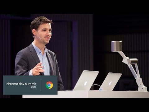 Planning for Performance: PRPL (Chrome Dev Summit 2016)
