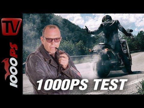 Terminator in der Kalten Kuchl - Harley-Davidson Fat Boy 2018