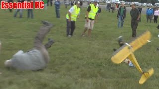 CRAZY FUN AT FREE FLIGHT  (UK BMFA Nationals 2015)