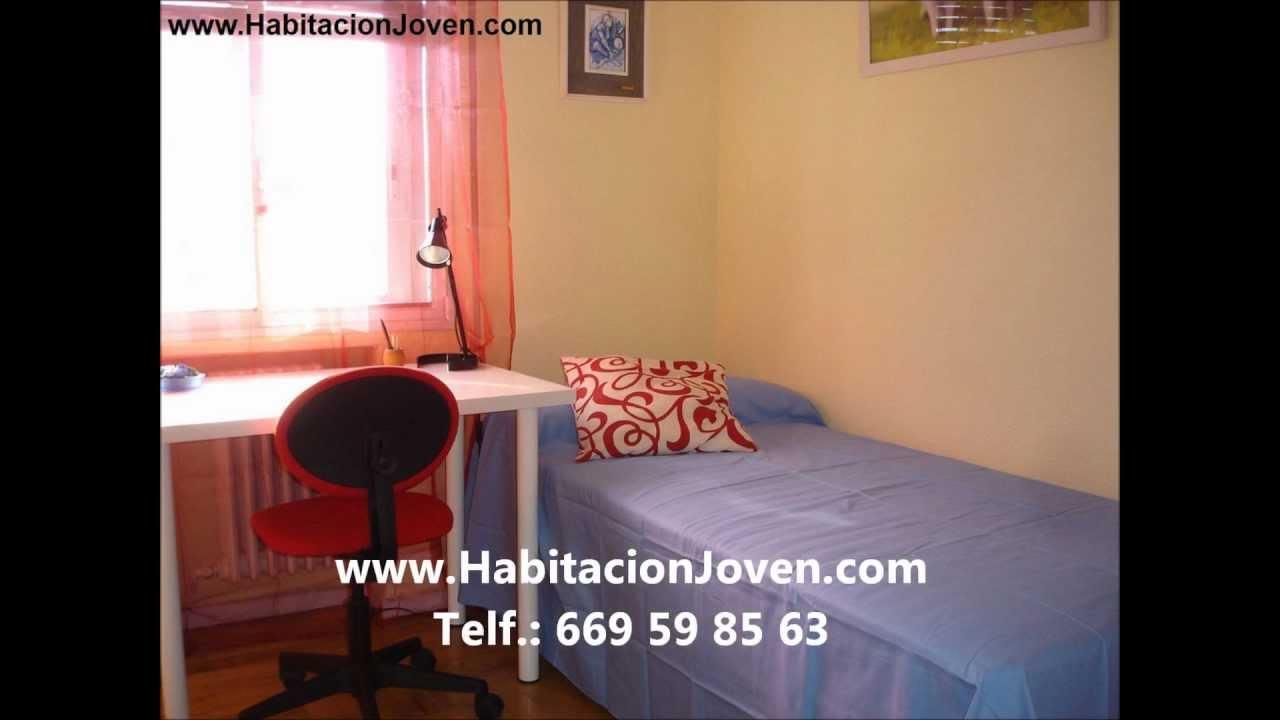 Alquiler habitaciones Madrid  Piso compartido  Moncloa