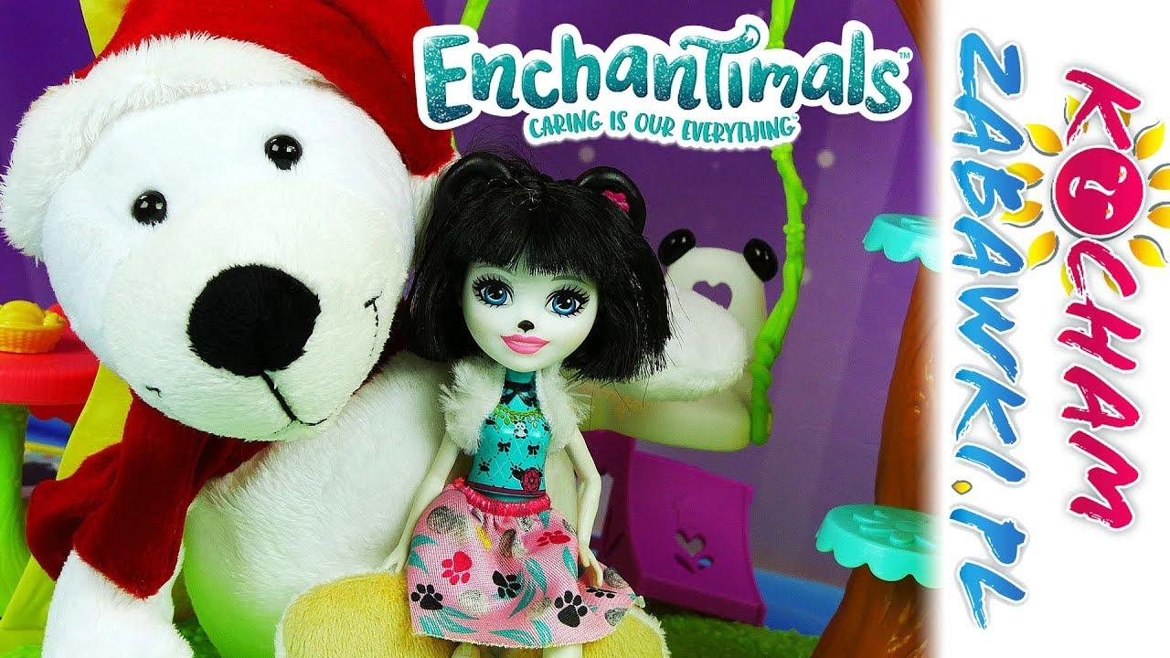 Enchantimals • Świąteczny klimat • Maskotki Kinder Maxi Mix • Bajki po polsku
