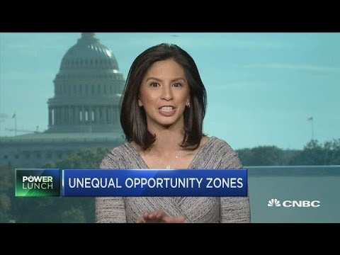 Not all 'opportunity zones' created equal: Report