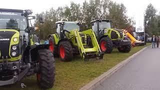 Wystawa maszyn rolniczych Siedlce 2017