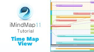 Tutorial: Time Map View - iMindMap 11