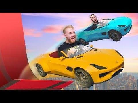 JUMPING ACROSS THE CITY!   GTA5 [Ep 20]