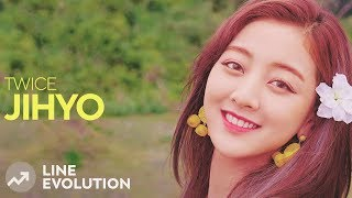 TWICE - JIHYO (Line Evolution) • JUL/18